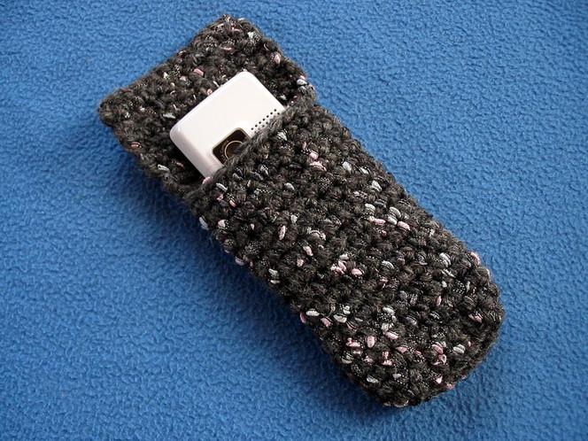 Tasche, Telefon, Wolle, Design, Textil