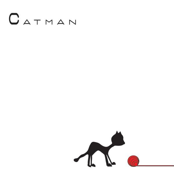 Grafik, Katze, Rot, Tiere