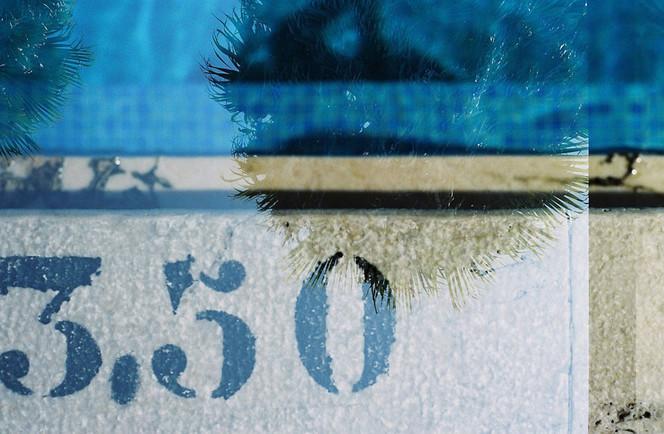 Becken, Blau, Wasser, Fotografie, Serie, Reise