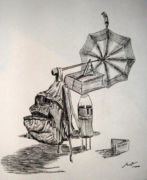 Surreal, Zeichnung, Zeichnungen, Linie, Wahrheit
