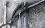Skizze, Malerei, Brücke
