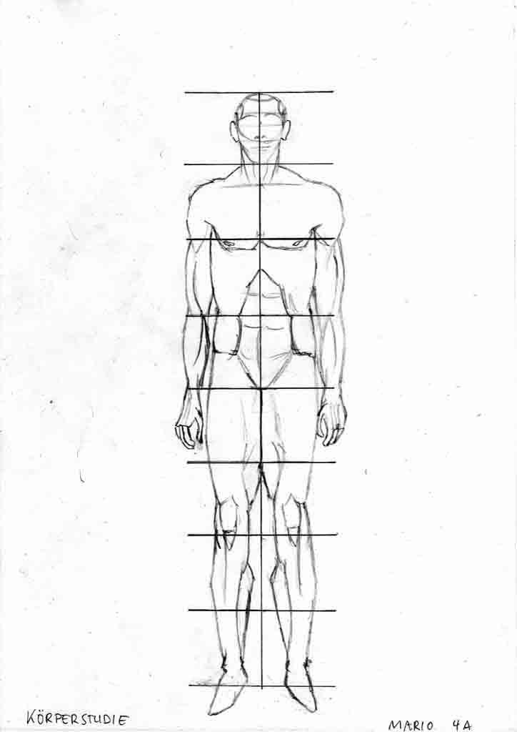 bild menschen grafik skizze k rperstudie von mario frohnwieser bei kunstnet. Black Bedroom Furniture Sets. Home Design Ideas