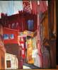 Rot, Grieche, Istanbul, Schule