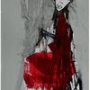 Zeichnung, Malerei, Collage