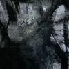 Schwarzweiß, Augen, Dunkel, Collage