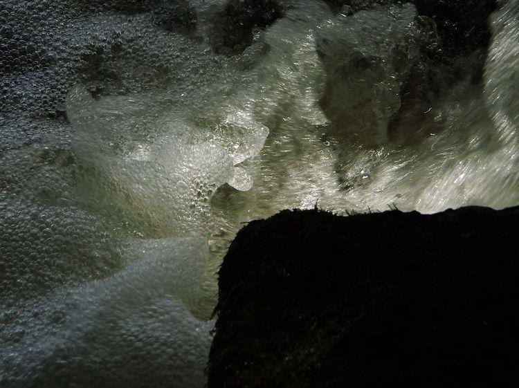 Felsen, Licht, Wasser, Wasserfall, Schatten, Fotografie