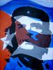 Blau, Che, Malerei, Guevara