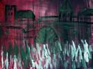 Malerei, Aufstand, Acrylmalerei, Krieg