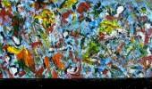 Mauer, Bunt, Farben, Berkacher