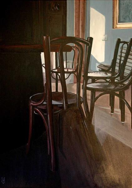 Malerei, Augenblicke