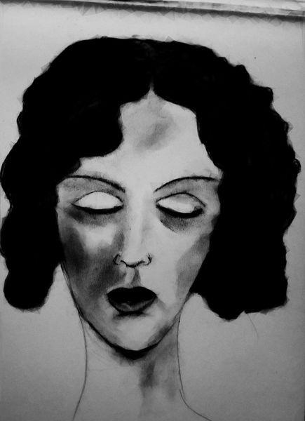Zeichnungen, Trauer