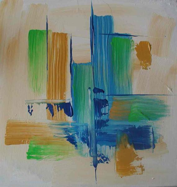 Abstrakt, Malerei, Nähe, Stadt, Hafen