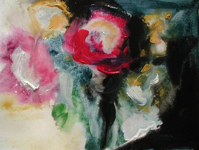 Malerei, Abstrakt, November