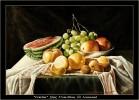 Malerei, Stillleben, Früchte