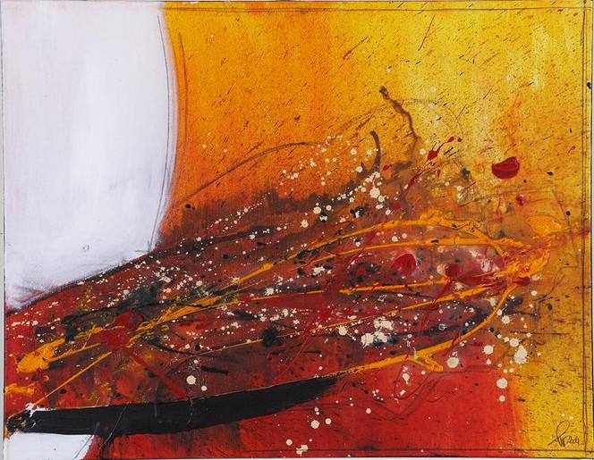 Abstrakt, Malerei, Stimmung