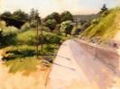 Studie, Ölmalerei, Malerei, Plein