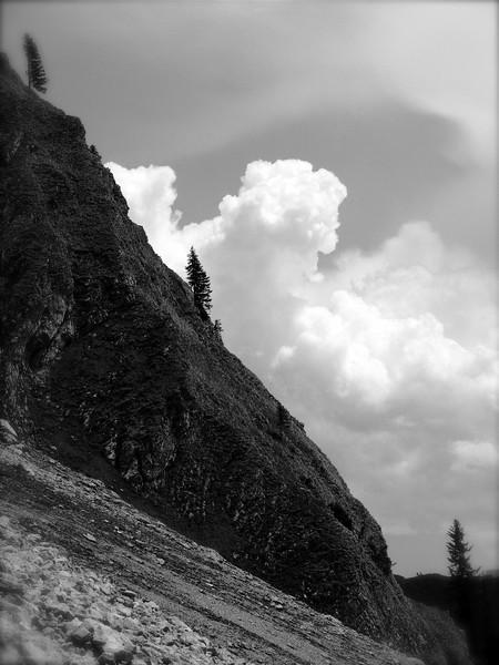 Hang, Kaiser, Fotografie, Elmauer, Landschaft, Österreich