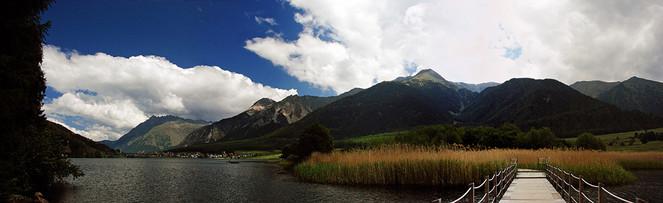 Fotografie, Panorama, Landschaft, Haidersee