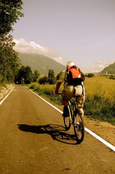 Reiseimpressionen, Reschensee, Fotografie, Südtirol