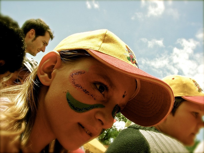 Menschen, Moment, Medchen, Skylinepark, Fotografie, Schau