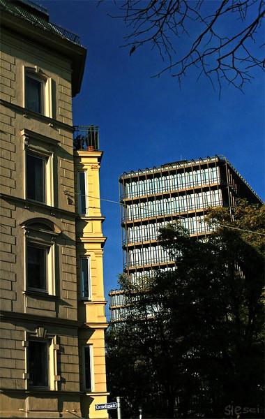 Patentamt, Fotografie, Architektur, Gegensatz, Schiefer
