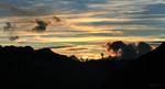 Berge, Sundown