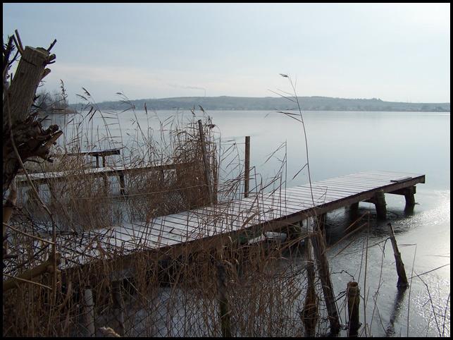 Winter, See, Wasser, Fotografie