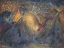 Höhle, Malerei, Landschaft, Segeberg