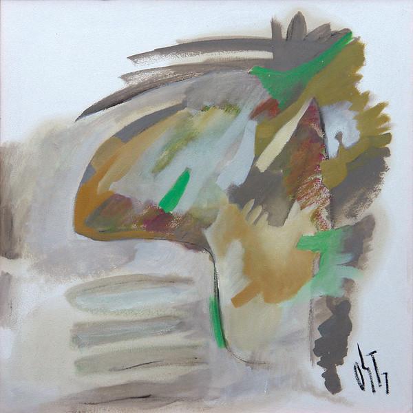 Abstrakt, Malerei, Ölmalerei, Baum