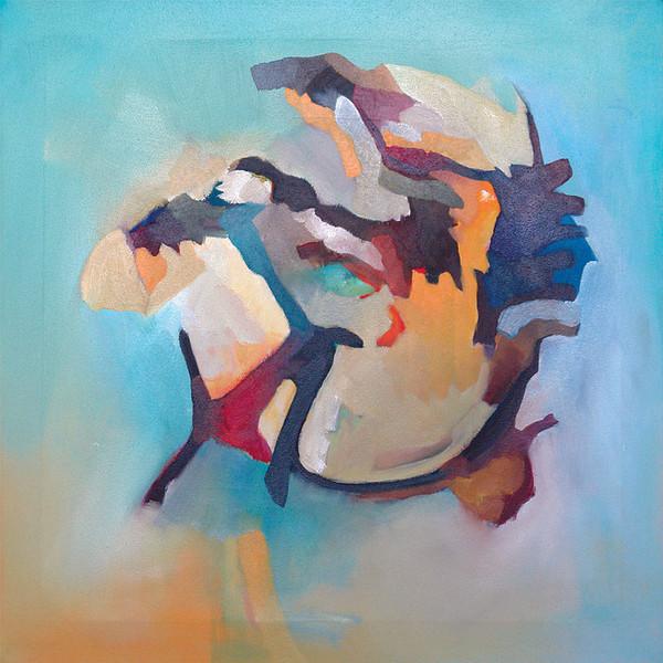 Abstrakt, Malerei, Ölmalerei, Schwung