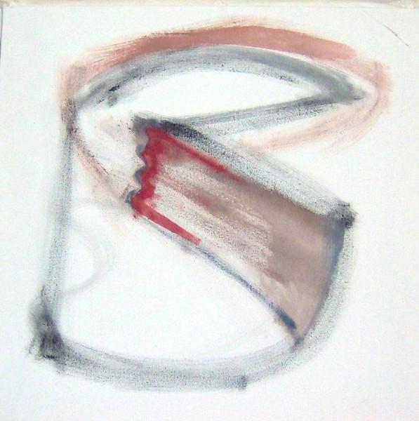 Ölmalerei, Abstrakt, Malerei, Engel