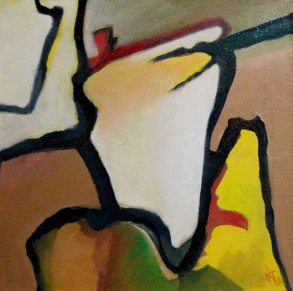 Abstrakter expressionismus, Ölmalerei, Birotic art, Fotografie, Abstrakt