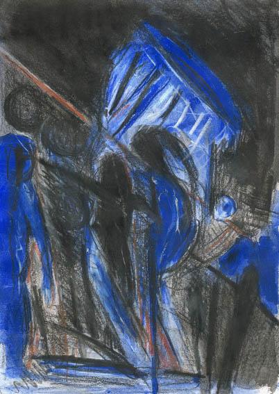 Malerei, Off