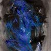 Akt, Surreal, Abstrakt, Malerei