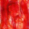 Wahn, Rot, Gelb, Malerei