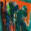 Abstrakt, Menschen, Surreal, Malerei