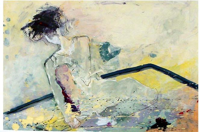 Malerei, Figural, Zufall