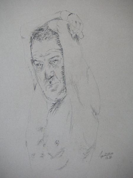 Zeichnung, Kohlezeichnung, Skizze, Portrait, Zeichnungen, Torso