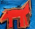 Malerei, Fuchs