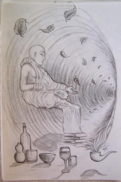 Surreal, Zeichnung, Zeichnungen, Hoffnung