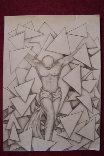 Zeichnung, Zeichnungen, Eck,