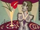 Gemälde, Traum, Lifestyle, Luxus