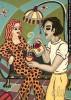 Gemälde, Lovelesson, Romanze, Malerei