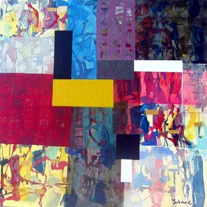 Malerei, Abstrakt, Formen