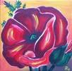 Blüte, Knospe, Rot, Blumen