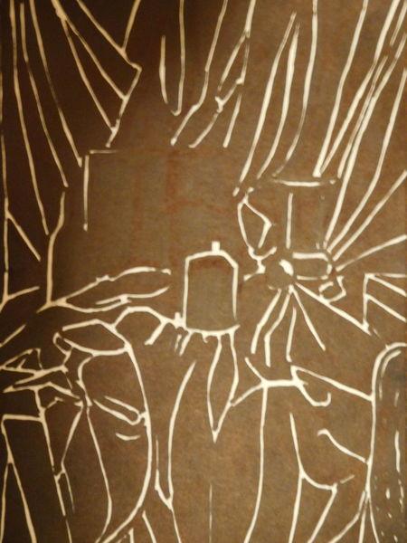 bild schwarz wei ojekte zeichnungen von grischa bei kunstnet. Black Bedroom Furniture Sets. Home Design Ideas