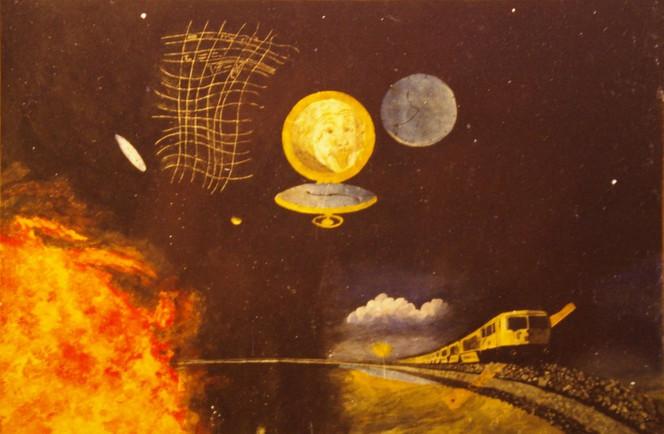 Magritte, Surreal, Malerei, Reinen, Vernunft