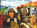 Mona lisa, Surreal, Malerei, Konzert