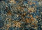 Blau, Malerei, Abstrakt