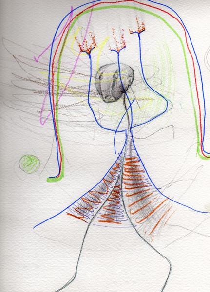Zeichnungen, Tanz